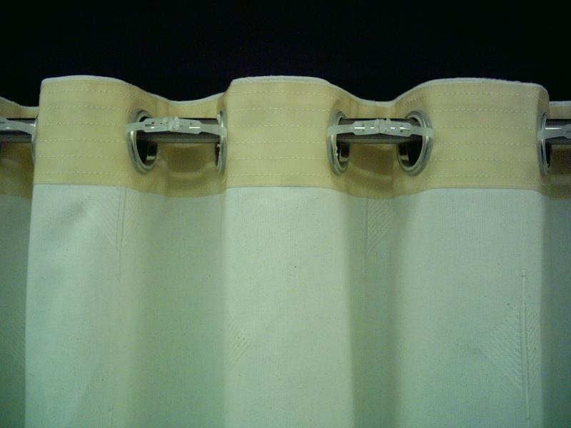 Ollaos con cinta armadora confecci n cortinas for Ollaos para cortinas