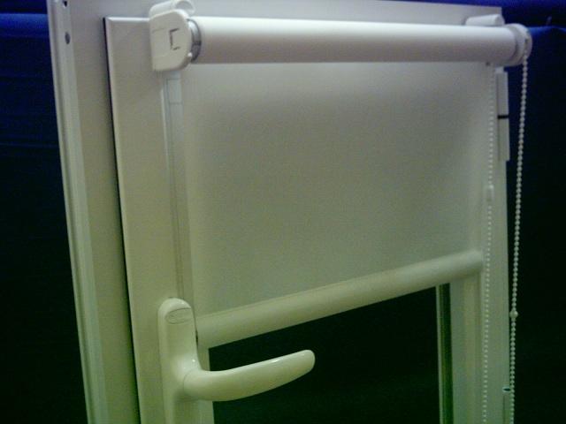 Estor enrollable ventana a medida ancho hasta 60 cms - Soportes para estores ...