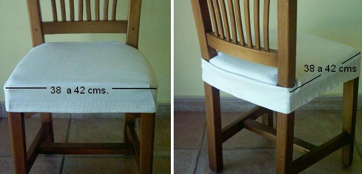 Awesome funda para sillas de comedor images casas ideas for Fundas sillas conforama