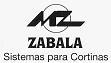 Barras cortina Zabala