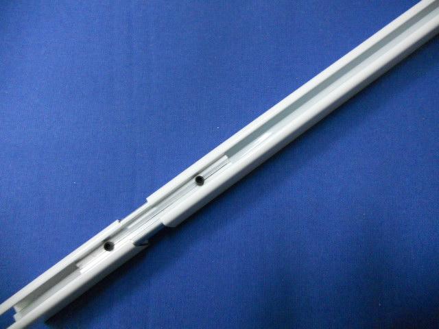 Empalme aluminio para perfil riel 908