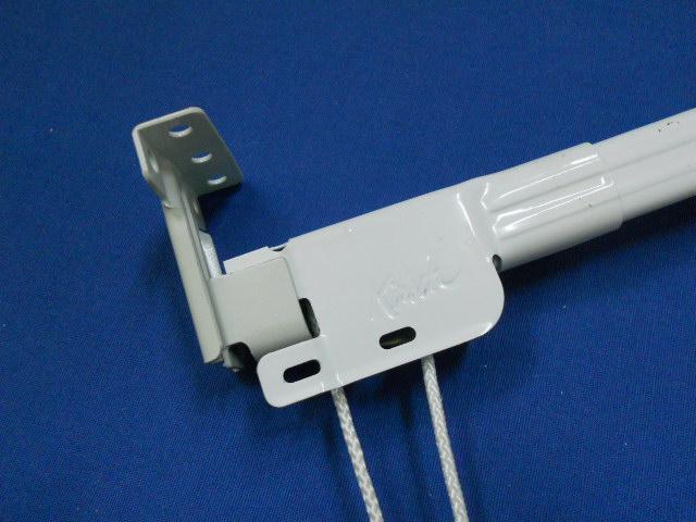 Aplicación soporte techo lateral con riel extensible