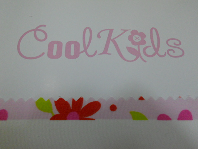 Logotipo coleccion Cool Kids